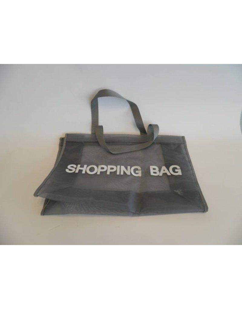SHOPPINGBAG GREY