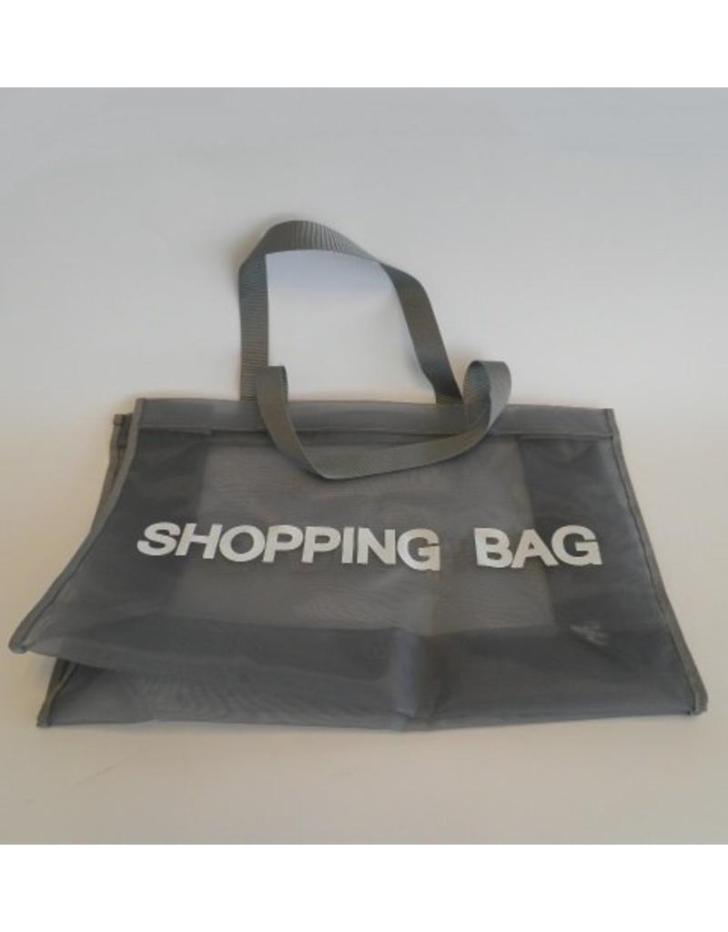 SHOPPINGBAG GREY SMALL