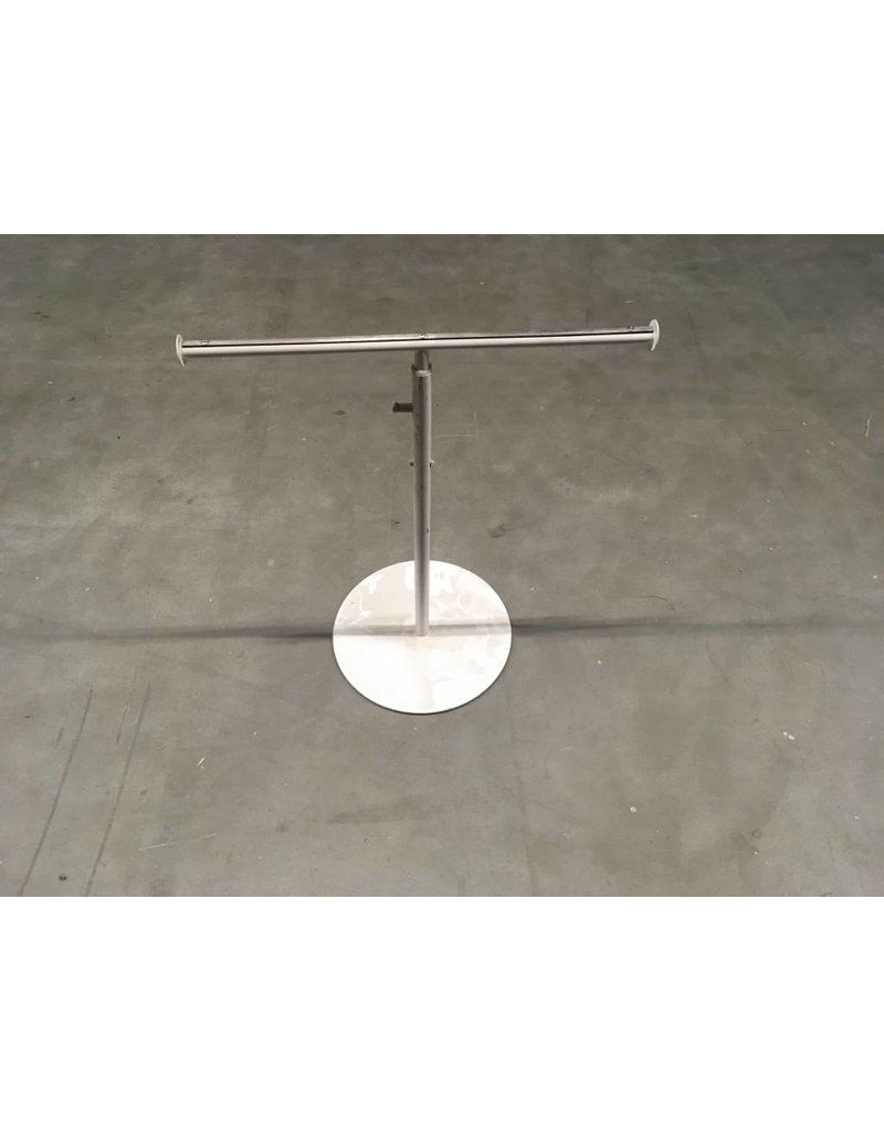 T-STAND, TABLE, WHITE