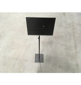 DISPLAY PRICE SIGN STAND