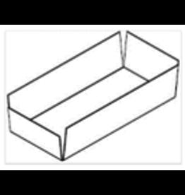 Store Development BEAUTY  TISSUE BOX, WHITE