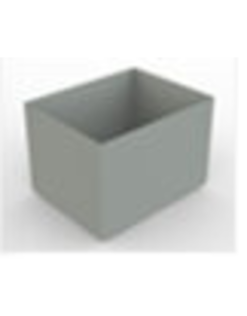 Store Development BEAUTY BOX F.GABLE PILLAR, GREY (2020)