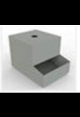 Store Development BEAUTY COTTON STICKS BOX, GREY (2020)