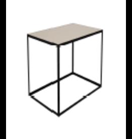 Store Development DISPLAY, CUBE, SHOE, BL/CLAM, 322x242x200