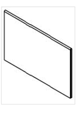 Store Development ACRYLIC A5 TO PRICESIGN HOLDER, LETTER
