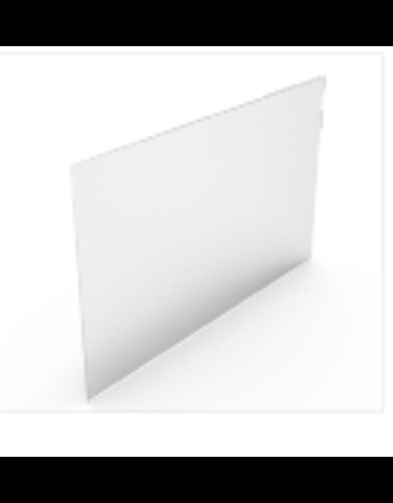 Store Development ACRYLIC, PRICE SIGN HOLDER, 100x50x1