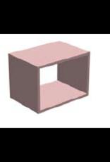 Store Development DISPLAY CUBE, SMALL, KIDS, PINK