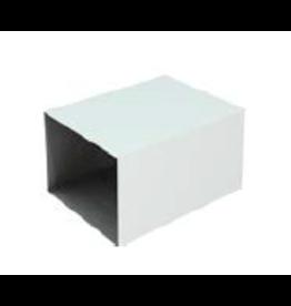 Store Development DIVIDER BOX, WHITE, 265x345x150