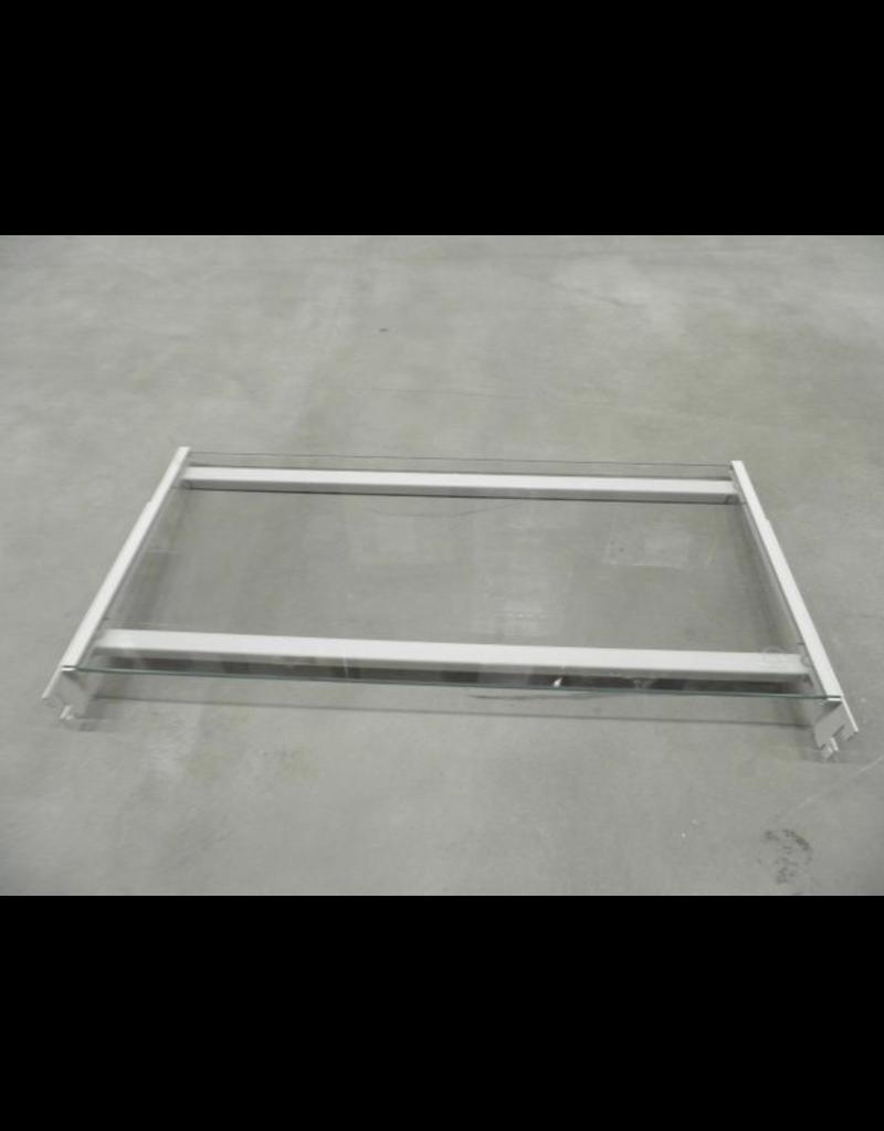 Store Development BEAUTY SHELF, GLASS, PREP FOR LED, L=285 MM (2020)