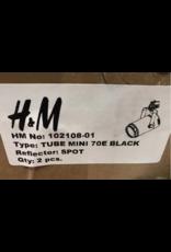 Maintenance VERLICHTING tube mini 70E black