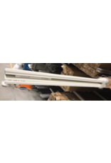 Maintenance VERLICHTING rail white 2000 mm Nuco