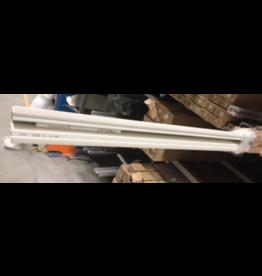 Maintenance VERLICHTING  rail white 2000 mm Nuco