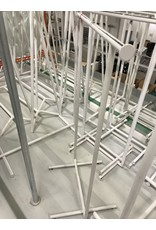 SINGLE STAND WHITE NARROW HIGH MET DOP