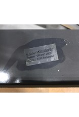 Maintenance BACKPANEL dark-grey 1930 mm