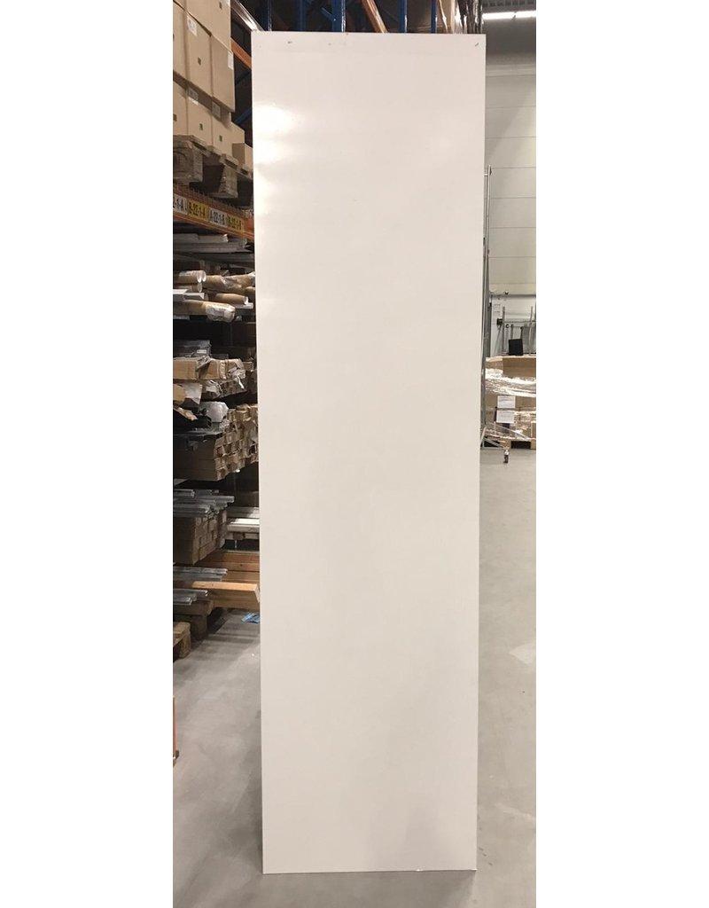 Maintenance Backpanel grijs/wit 2000 mm