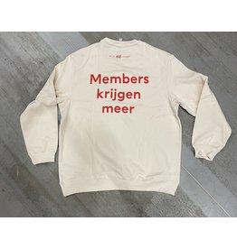 Member sweatshirt ( Trui )