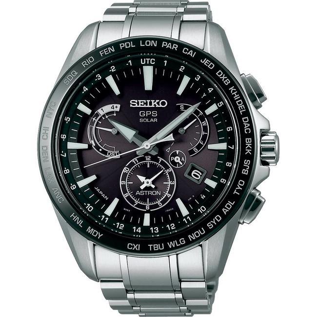 Seiko Global Brands Seiko Astron GPS Solar SSE077J1