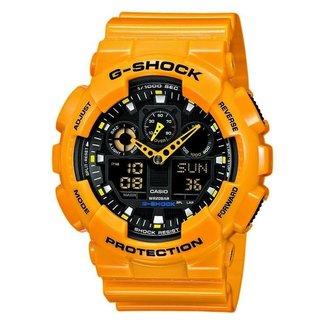 Casio Casio G-Shock GA-100A-9AER