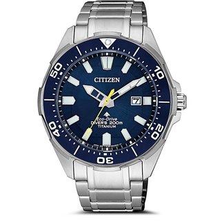 Citizen Citizen Eco-Drive Divers Titanium BN0201-88L