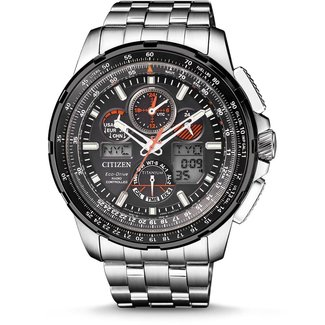 Citizen Citizen Eco-Drive Radiogestuurd Titanium