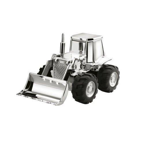 Zilverstad Spaarpot Tractor 6299261