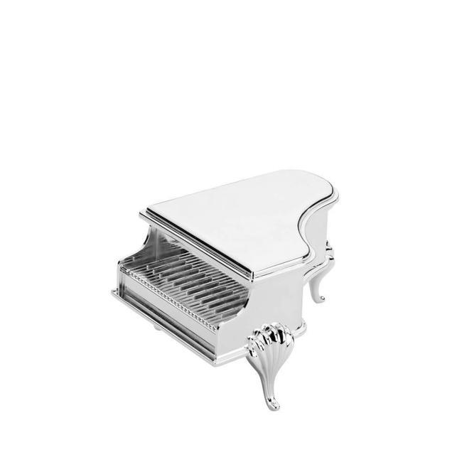 Zilverstad Muziekdoos 6105261 – Piano