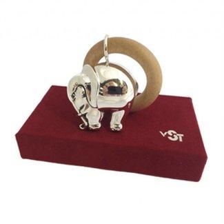 """Van Steyn 5994 - Rammelaar Echt Zilver """"olifant"""""""