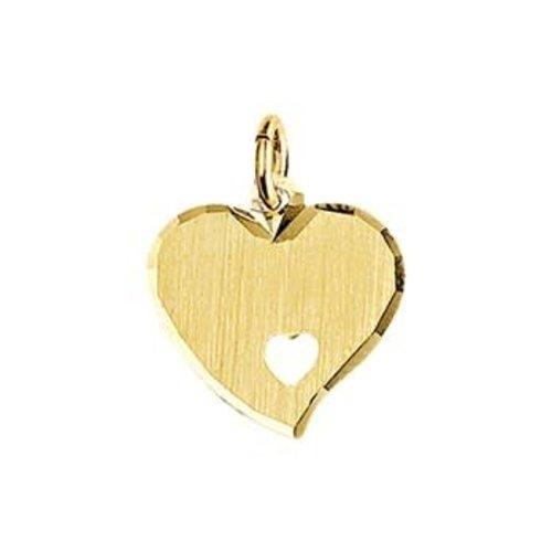 Huiscollectie Graveerhanger hart 4018346