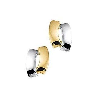 Huiscollectie Gouden Bicolor Oorknoppen 4207717