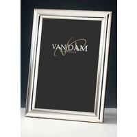 Van Dam - Zilveren fotolijst 520.4 – 18x24cm