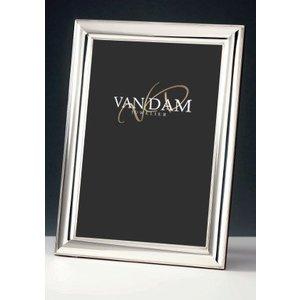 Huiscollectie Van Dam - Zilveren fotolijst 520.3 – 13x18cm