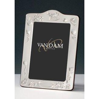 Van Dam Juwelier Van Dam - Zilveren fotolijst 241.2 – 10x15cm