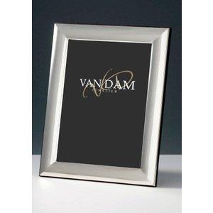 Huiscollectie Van Dam - Zilveren fotolijst 242.2 – 10x15cm