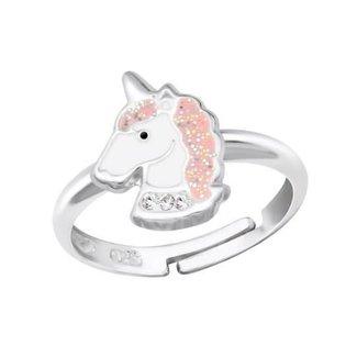 Van Dam Juwelier zilveren kinderring SD34044