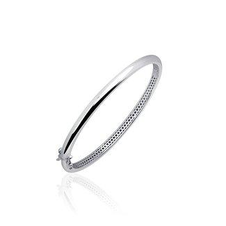 Van Dam Juwelier Zilveren slavenband SBA4