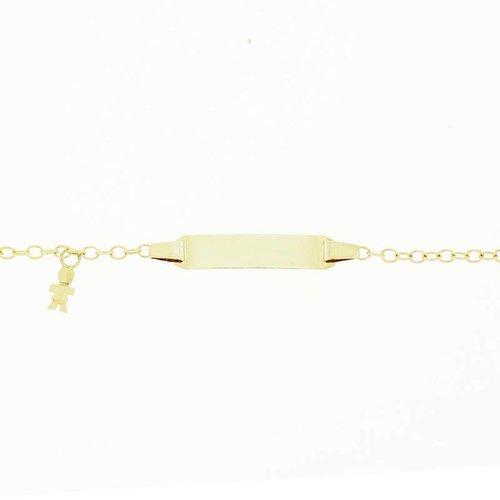 Gouden Kinderarmband