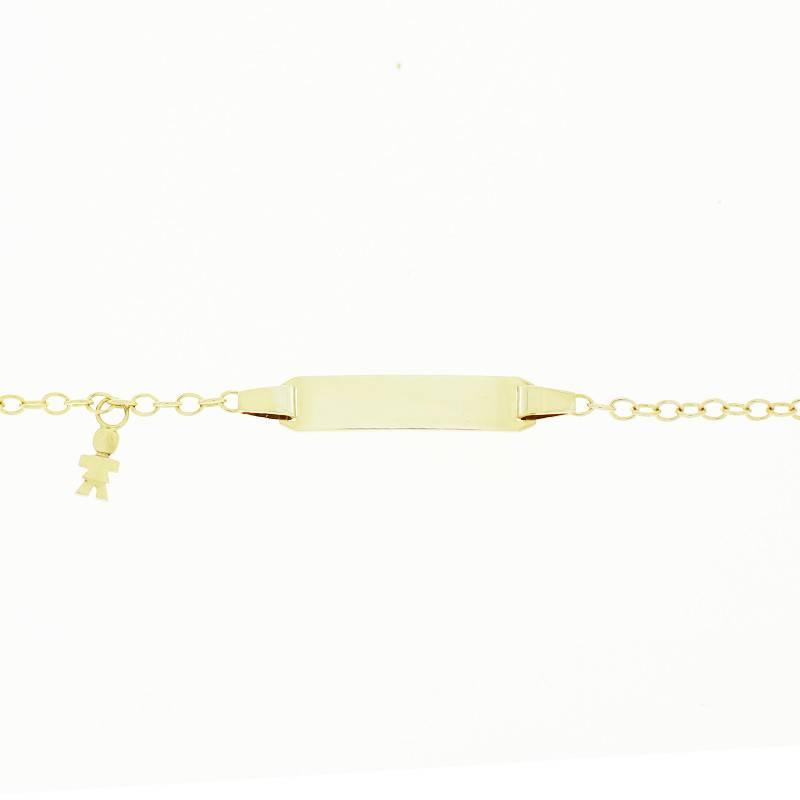 vDam Gouden Kinderarmband 20 1093 131