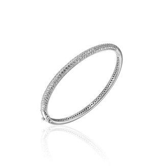 Huiscollectie Zilveren armband SBD4