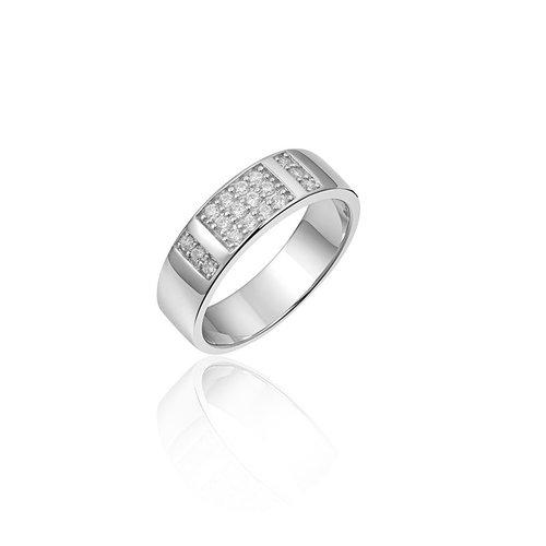 Zilveren ring R056 60
