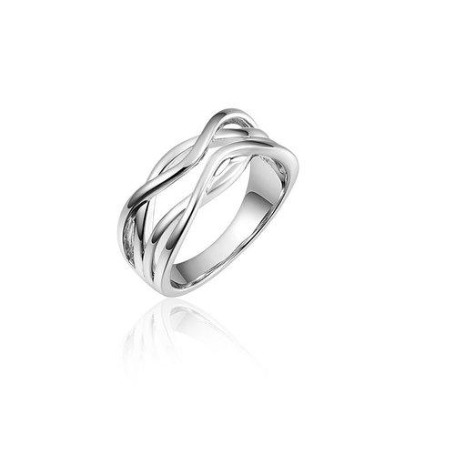 Zilveren ring R075 56