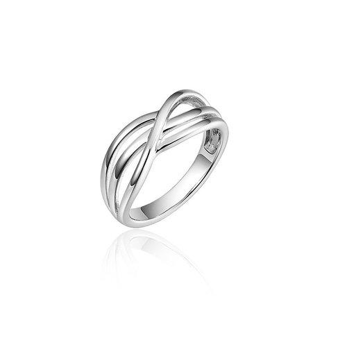 Zilveren ring R077 56