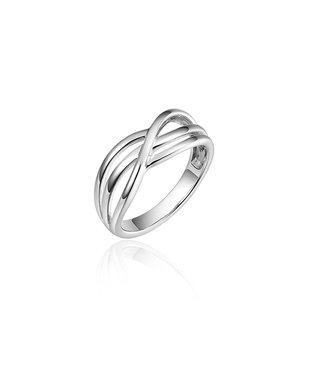 Van Dam Juwelier Zilveren ring R077 58