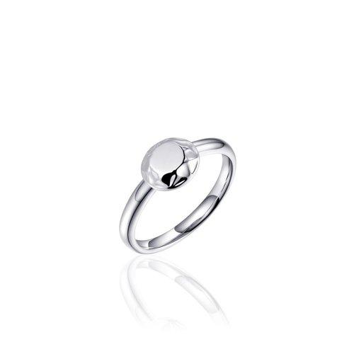 Zilveren ring R346 56