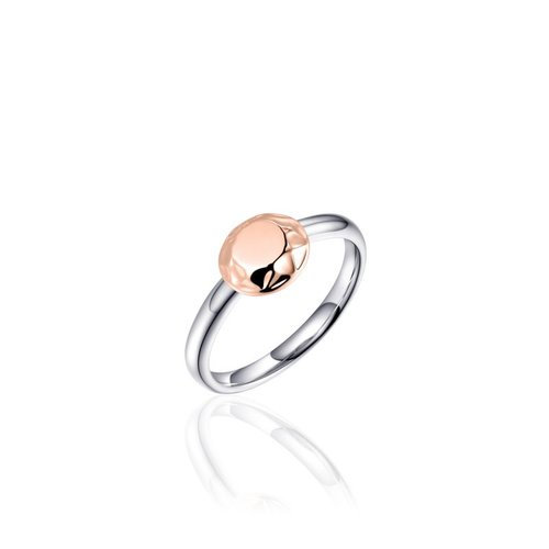 Zilveren ring R346R 56