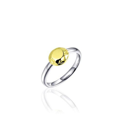 Zilveren ring R346Y 56