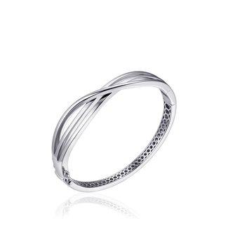 Van Dam Juwelier Zilveren slavenarmband SB08-60