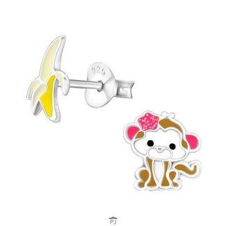 Van Dam Juwelier Zilveren kinderknopjes SD29133