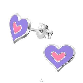 Van Dam Juwelier Zilveren kinderknopjes SD35743