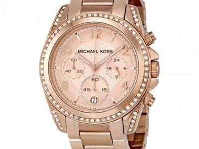 Michael Kors Bradshaw Horloge