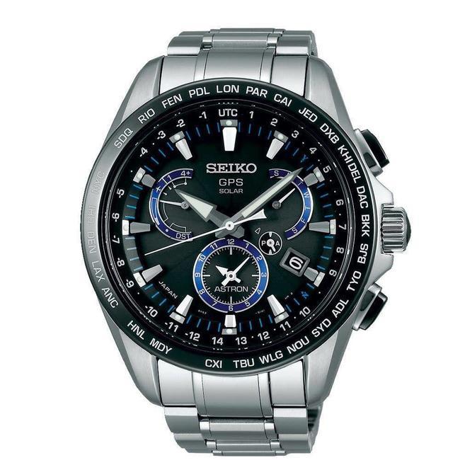 Seiko Global Brands Seiko Astron GPS Solar SSE101J1